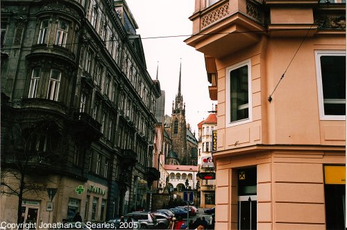 St.Peter and St.Paul Cathedral (Petrov), Picture 3, Brno, Moravia(CZ), 2005