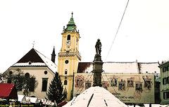 Starej Radnica, Bratislava, Slovakia, 2005