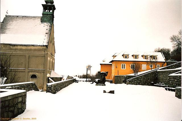 Chapel, Bratislavsky Hrad, Bratislava, Slovakia, 2005