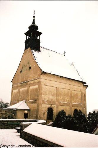 Chapel, Bratislavsky Hrad, Picture 2, Bratislava, Slovakia, 2005