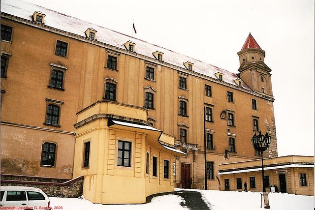 Bratislavsky Hrad, Picture 4, Bratislava, Slovakia, 2005