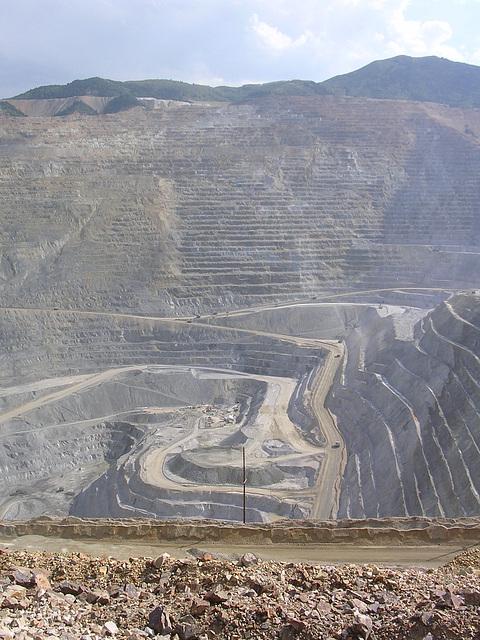 """Bingham Canyon Mine"""