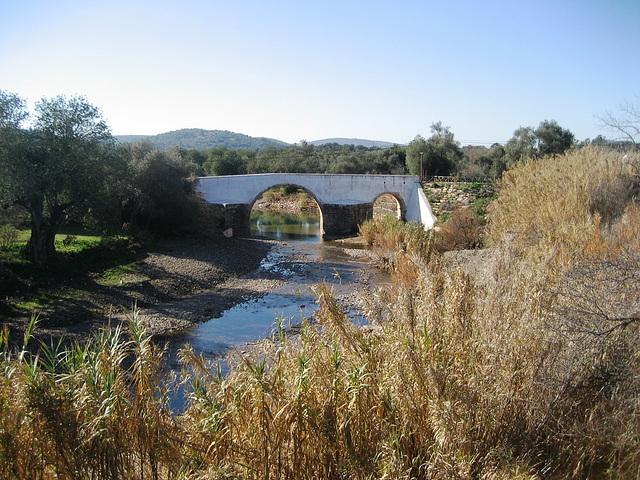Algarve, roman bridge (1)