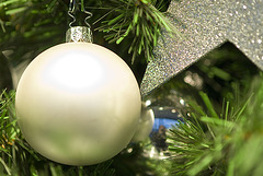 Another boring Christmas tree ball