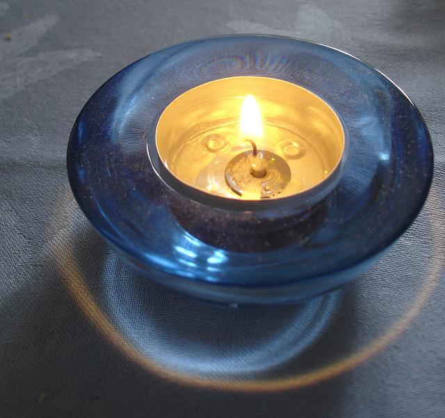Blau- Licht