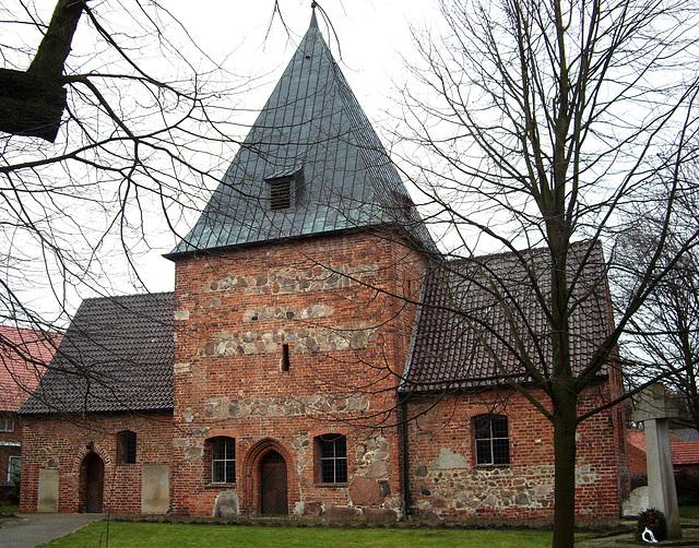St. Georg und Margarethen-Kirche in Scholen