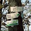 Milichovsky Les Park Signs, Haje, Prague, CZ, 2007