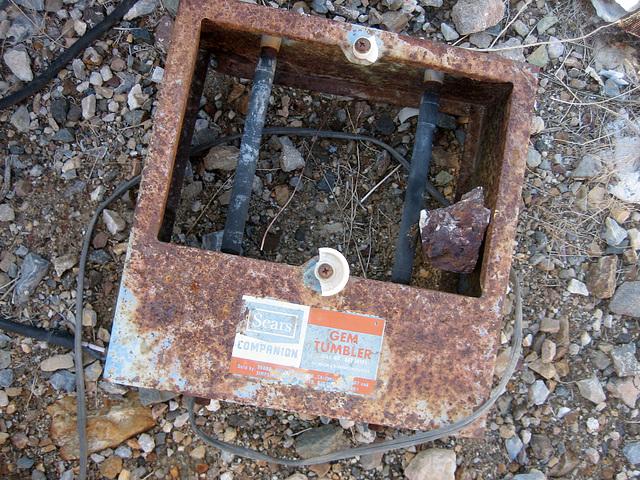 Keystone Mine (8616)