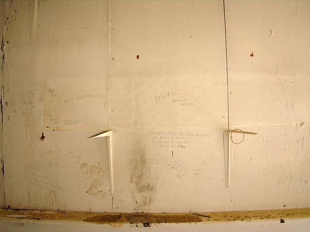 Keystone Mine Graffiti (6579)