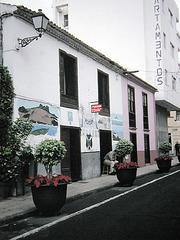 Pension in San Sebastián