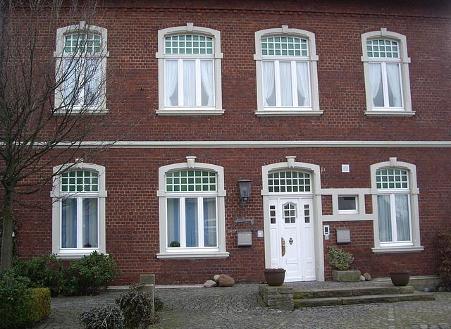Fassade der Arztpraxis in Altenberge
