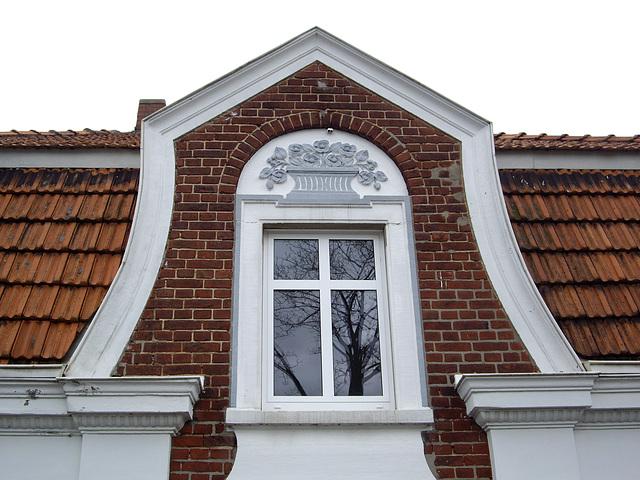 Das Haus mit Strauss