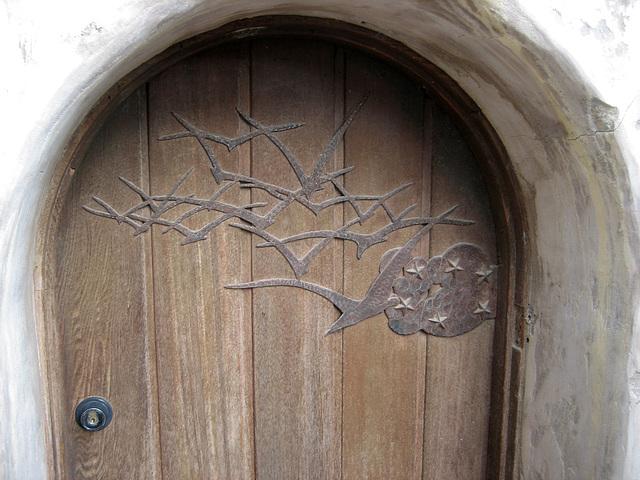 Basement Entrance to Scotty's Castle (8701)