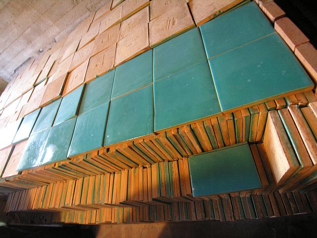 Scotty's Castle Tile (6718)
