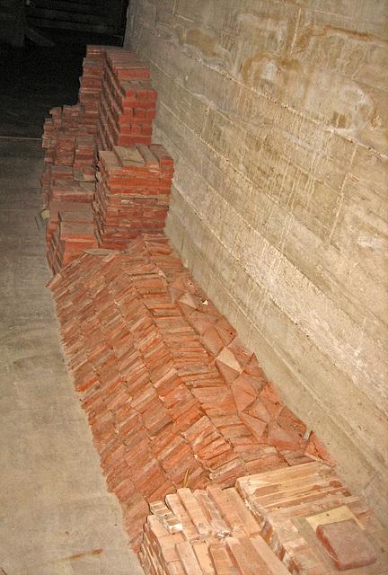Scotty's Castle Tile (8711)