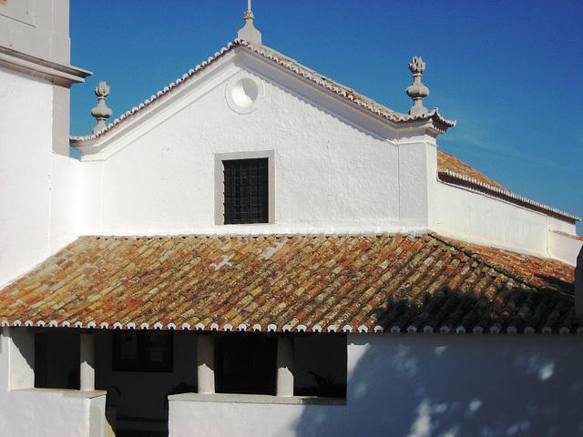 Terrugem, chapel