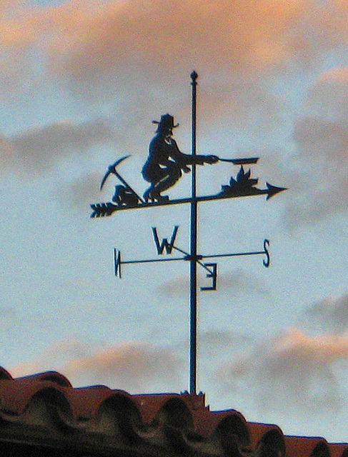 Scotty's Castle Windvane (1202A)