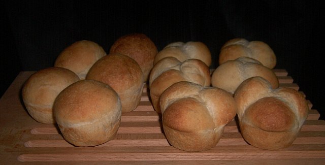 Rolls, broodjes