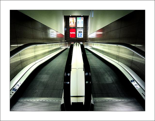 Escalator I