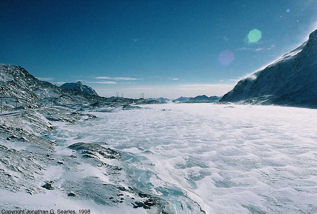 Swiss Landscape, Picture 17, Switzerland, 1998