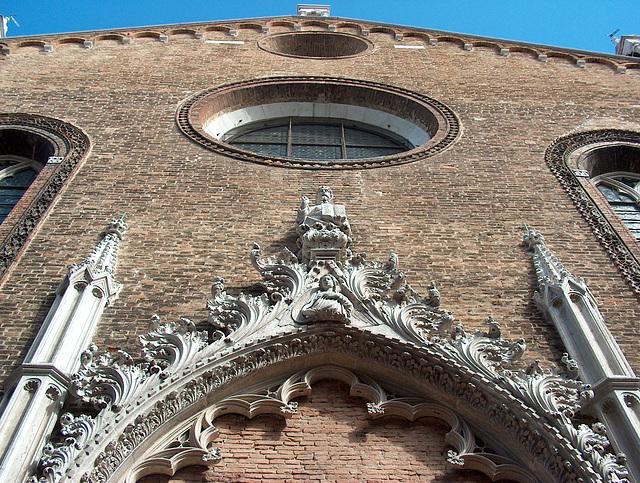 church in VENICE / HPIM3088