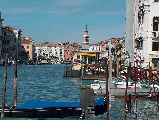 Canale Grande with Rialto, Venice / HPIM3106