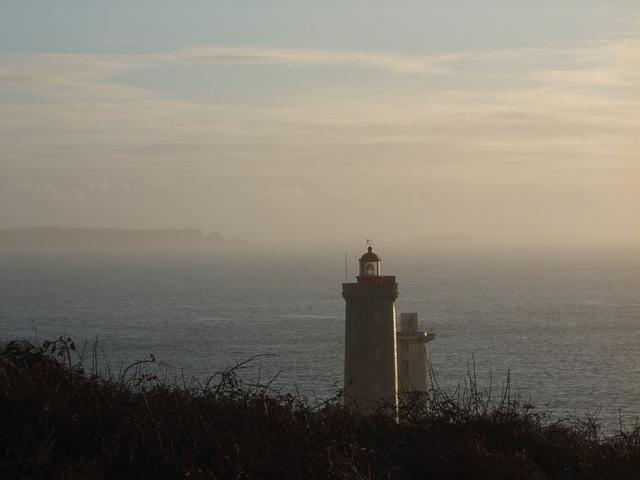 """Lighthouse """"Phare du St. Minou"""" - Bretagne"""