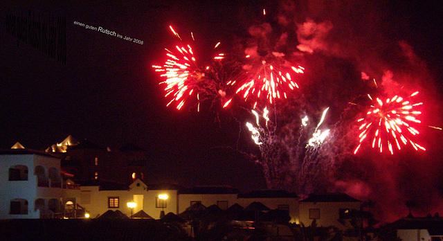 meine ganz lieben Neujahrswünsche an alle hier