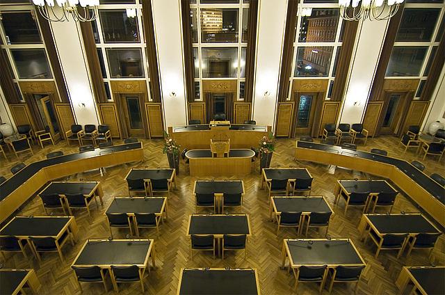 Council hall 5