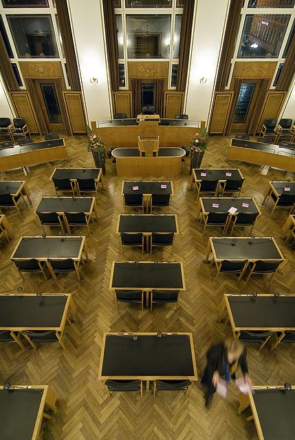 Council hall 1