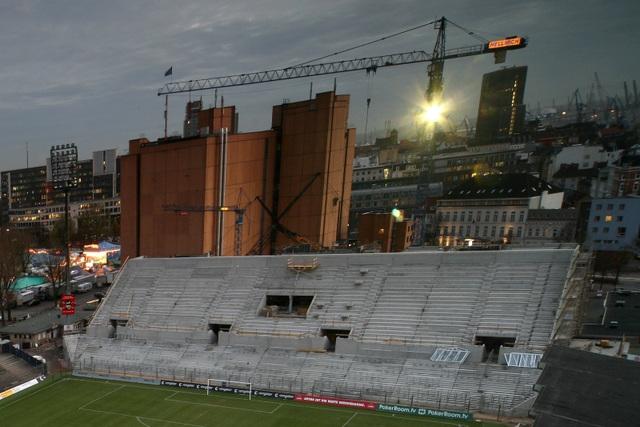 Millerntorstadion, 23.11.2007, 16:30 Uhr