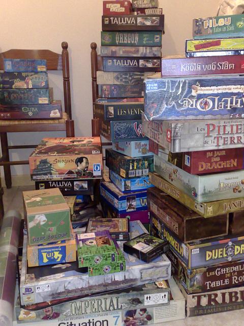 Des jeux, des jeux, des jeux