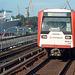 U3 Hamburg, kurz vor Station Baumwall / Bild 018