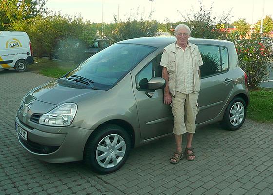 Mein neuer Wagen 'Modus' von Renault
