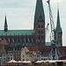 Marienkirche - Hansestadt Lübeck - Germany (Part of the UNESCO Heritage) /