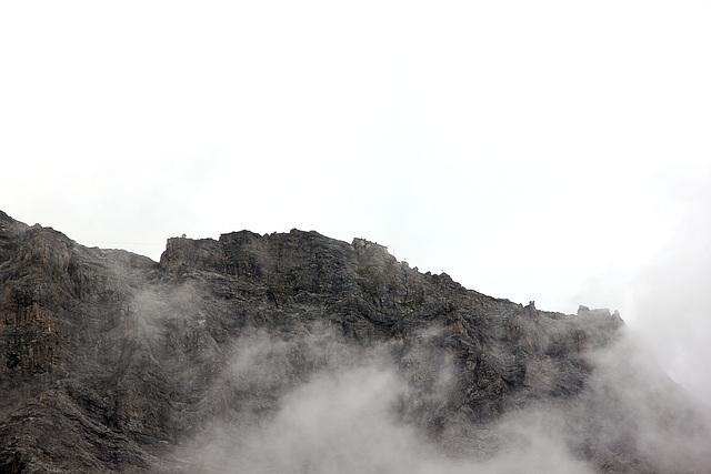 Payerhütte auf 3029 m