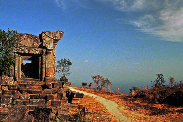 Prasat Khao Phra Vihaan, Cambodia