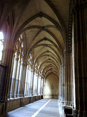 Catedral de Pamplona. Claustro.