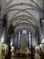 Catedral de Pamplona. Refectorio.