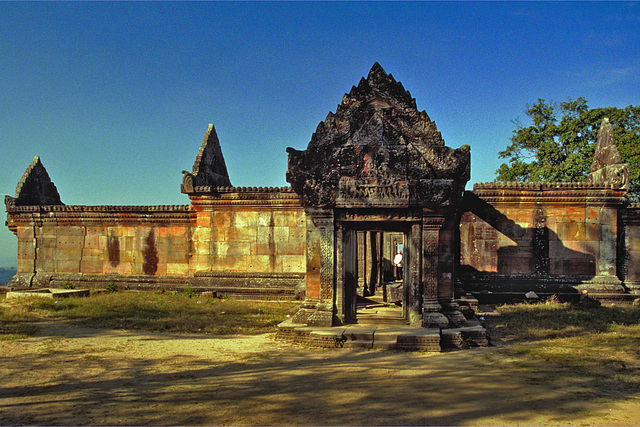 Third level of the Prasat Khao Phra Vihaan