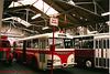 DPP #494, Prague Public Transport Museum, Stresovice, Prague, CZ, 2005