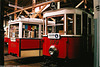 DPP #1314&109, Prague Public Transport Museum, Stresovice, Prague, CZ, 2005