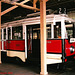 DPP #3063, Prague Public Transport Museum, Stresovice, Prague, CZ, 2005