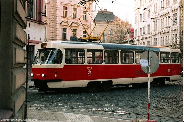 DPP #7029 On Zvonarka Wye, Picture 2, Prague, CZ, 2005