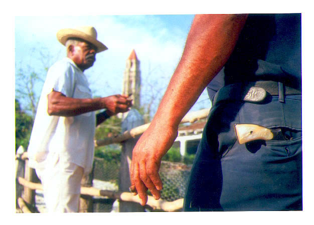 Cuba Gun Man