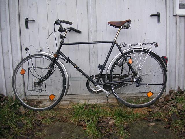 Fahrrad - Marke Göricke - von 1949