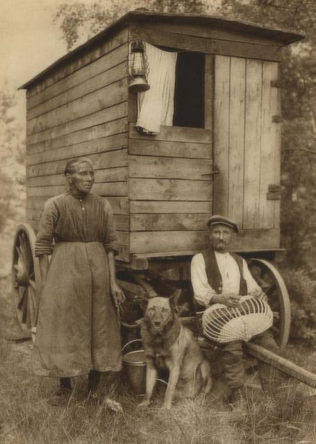 Korbmacherfamilie