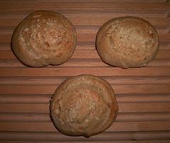 Laatste gemberbroodjes, Ingwerschnecken, Ginger Rolls
