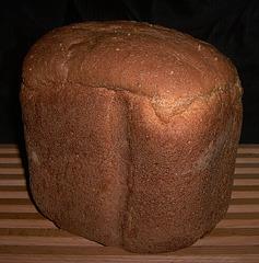 Old-Fashioned Sesame-Wheat Bread