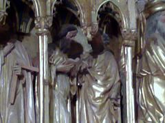 Catedral de Pamplona. Detalle.